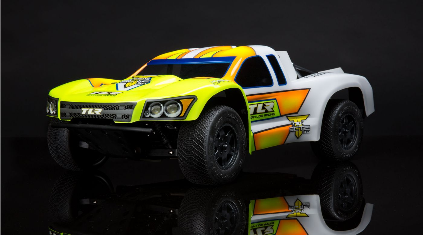 Losi Scte Painted Body
